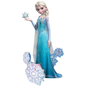 Disney Eiskönigin Elsa Airwalker Ballon - 141cm