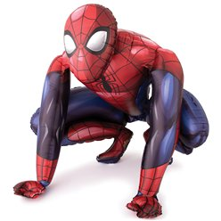 Spiderman Airwalker Folienballon 91cm