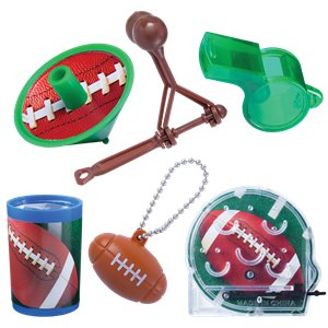 American Football Mitgebsel Set