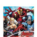 Mighty Avengers - Servietten 33cm