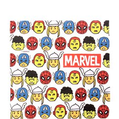 Avengers Pop-Art Comic - Papierservietten 33cm