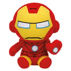 Marvel Iron Man Beanie Puppe