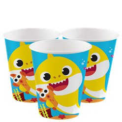 Baby Shark - Becher 266ml