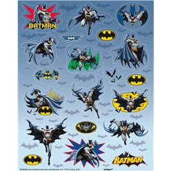 Batman - Stickerbogen