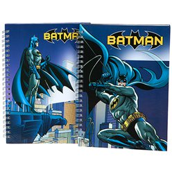 Batman Notizbuch A5