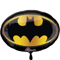 Batman Emblem Folienballon 69cm