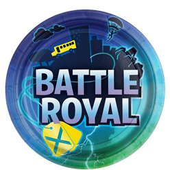 Battle Royal - Pappteller 23cm