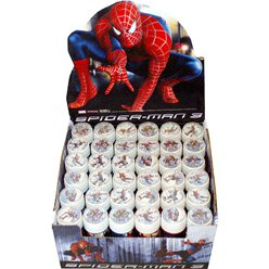 Spider-Man Seifenblasenspender 60ml