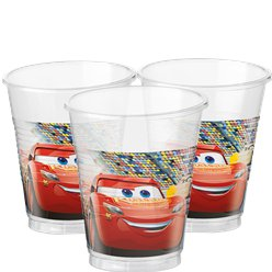 Disney Cars 3 - Plastikbecher 200ml