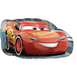 Cars Lightening McQueen Riesenfigur Ballon