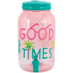 """Good Times"" Getränkespender 4,5 Liter"