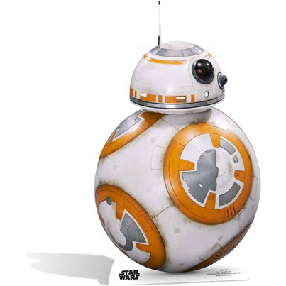 Star Wars BB-8 Mini Pappaufsteller 94cm