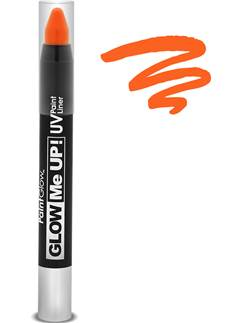 Oranger UV-Schminkstift Liner 2,5g