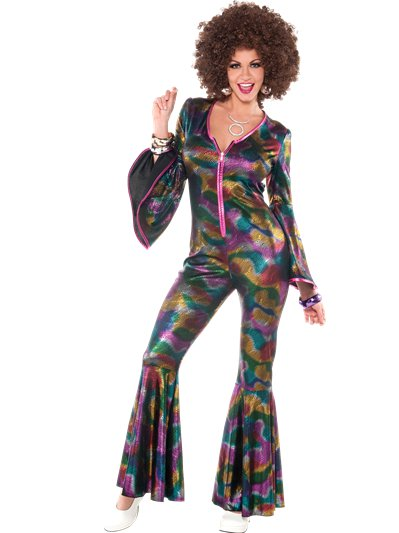 Disco Jumpsuit - 38-40