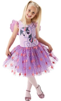 My Little Pony - Twilight Sparkle - Kinderkostüm
