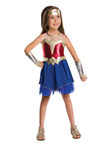Wonder Woman - Kinderkostüm pla