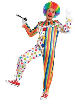 Clown-Jumpsuit