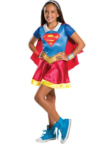 Supergirl Kinderkostm Party City
