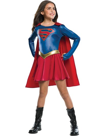 Supergirl - Kinderkostüm