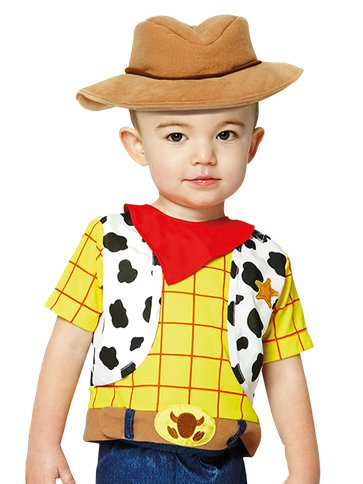 Woody Toy Story - Baby- & Kleinkindkostüm side
