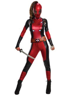 Deadpool Girl