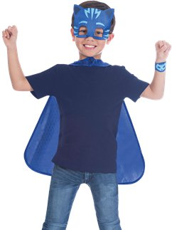 PJ Masks Catboy Cape-Set - Kinderkostüm