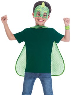 PJ Masks Gecko Cape-Set - Kinderkostüme