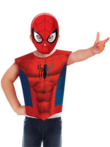 Spider-Man Set - Kinderkostüm front