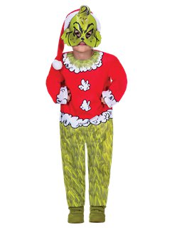 Der Grinch Jumpsuit