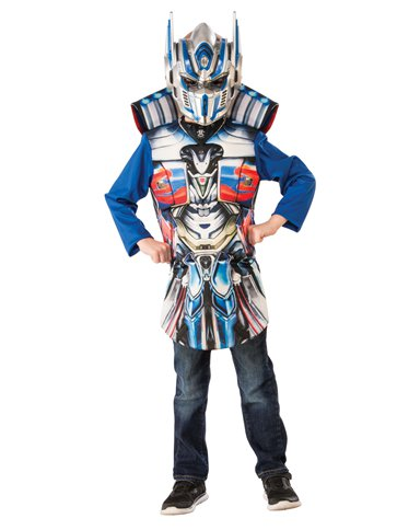 Party Outfit Sommer : transformers optimus verwandlung kinderkost m party city ~ Yuntae.com Dekorationen Ideen