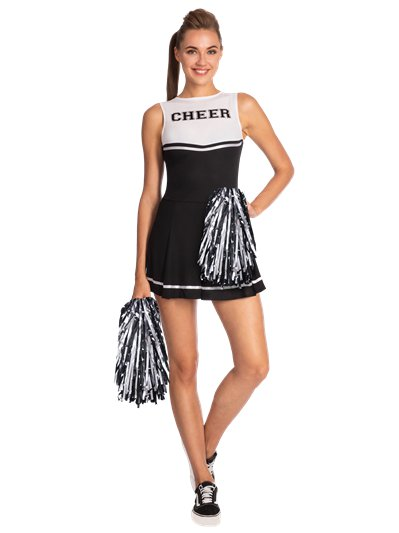 Schwarzer High School Cheerleader - 34-36