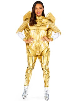Goldene Wonder Woman