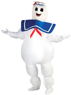 Marshmallow-Mann Ghostbusters