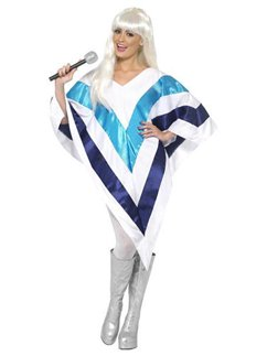 Super Trouper Cape