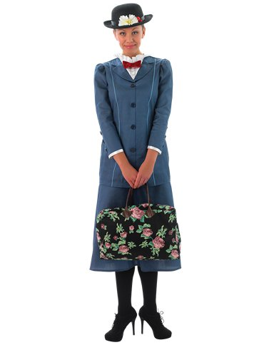 Mary Poppins front