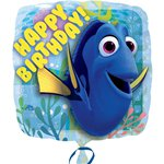 "Findet Dorie - ""Happy Birthday!"" Folienballon 46cm"