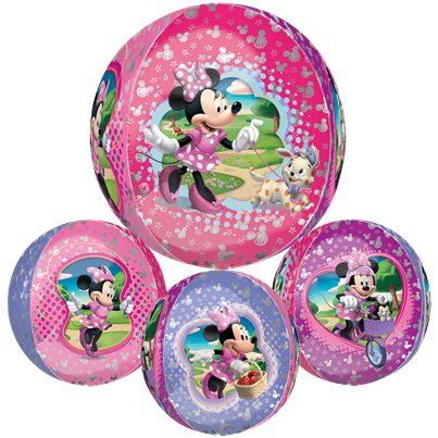 Minnie Maus Orbz Folienballon 41cm
