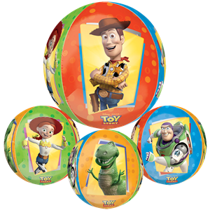 Toy Story - Orbz Folienballon 63,5cm