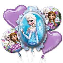 Disney Die Eiskönigin Folienballons Bouquet