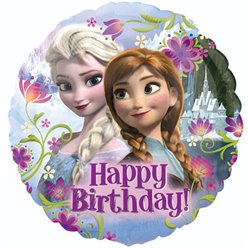 Disney Die Eiskönigin Happy Birthday Folienballon - 46cm