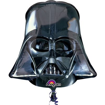 Star Wars - Darth Vader Riesenfigur Folienballon