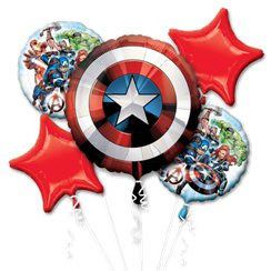 Avengers - Ballon-Bouquet