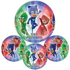 PJ Masks - Pyjamahelden Orbz Ballon
