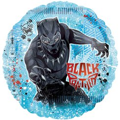 Black Panther - Riesiger Folienballon 71cm