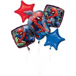 Spider-Man - Folienballon-Set