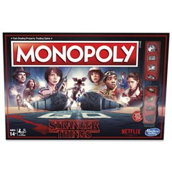 Stranger Things - Monopoly Spiel