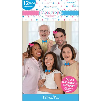 Gender Reveal Foto-Requisiten Photo Booth