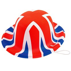Union Jack - Mini-Melonenhut