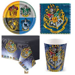 Harry Potter - Party-Set - Für 8 Personen