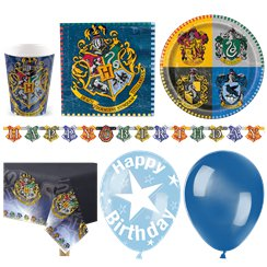 Harry Potter - Premium Party-Set - Für 16 Personen